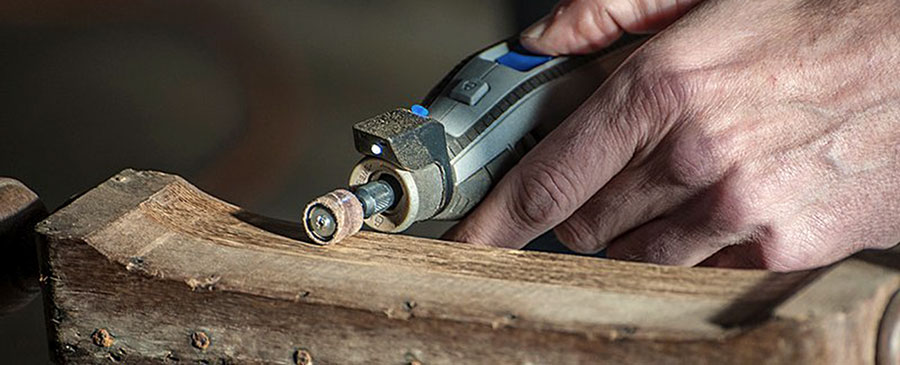 accessoire dremel poncage bois