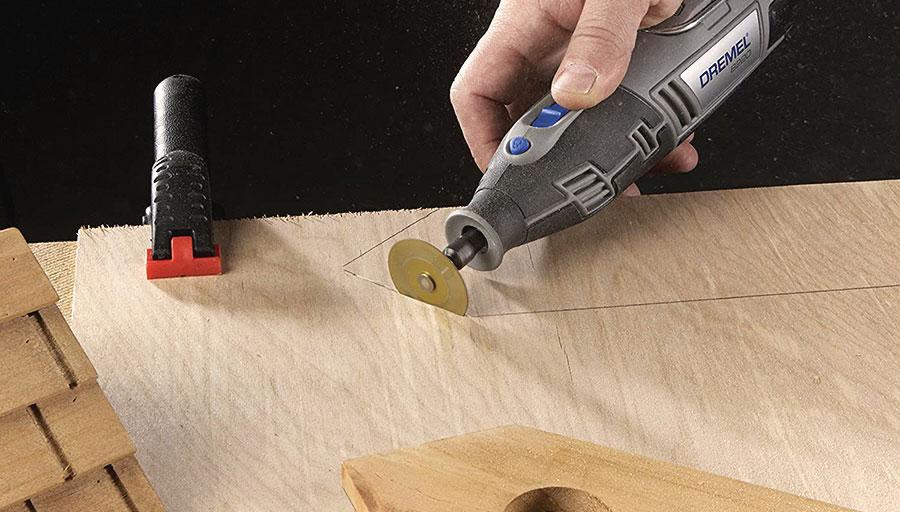 découpe bois accessoire dremel